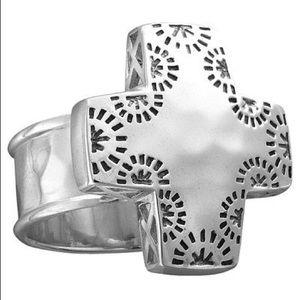 Silpada .925 Good Graces ring